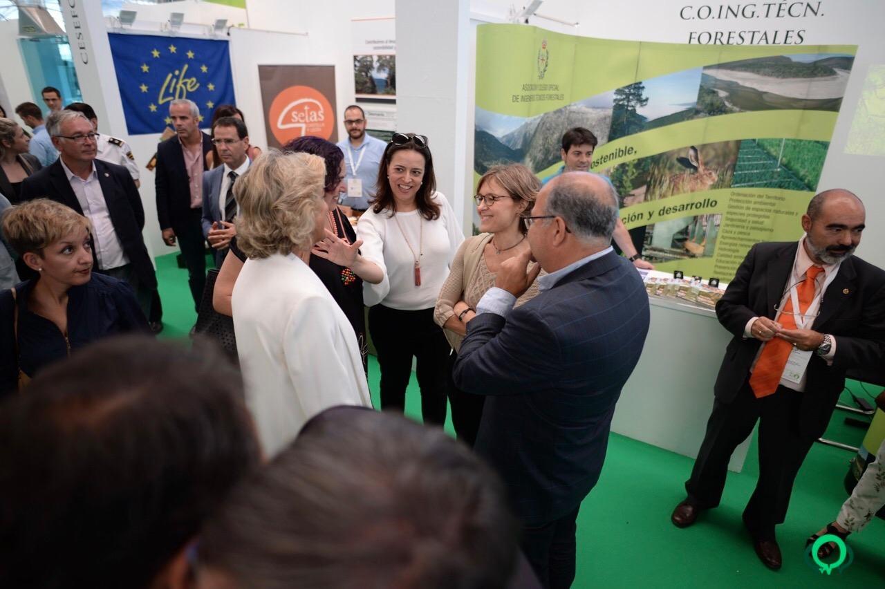 PARTICIPACIÓN DEL PROYECTO LIFE FOREST CO2 EN EL 7º CONGRESO FORESTAL ESPAÑOL