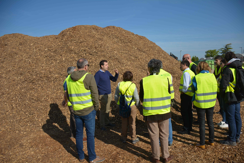 Participamos en el I Foro de Bioeconomía Forestal del Suroeste Europeo