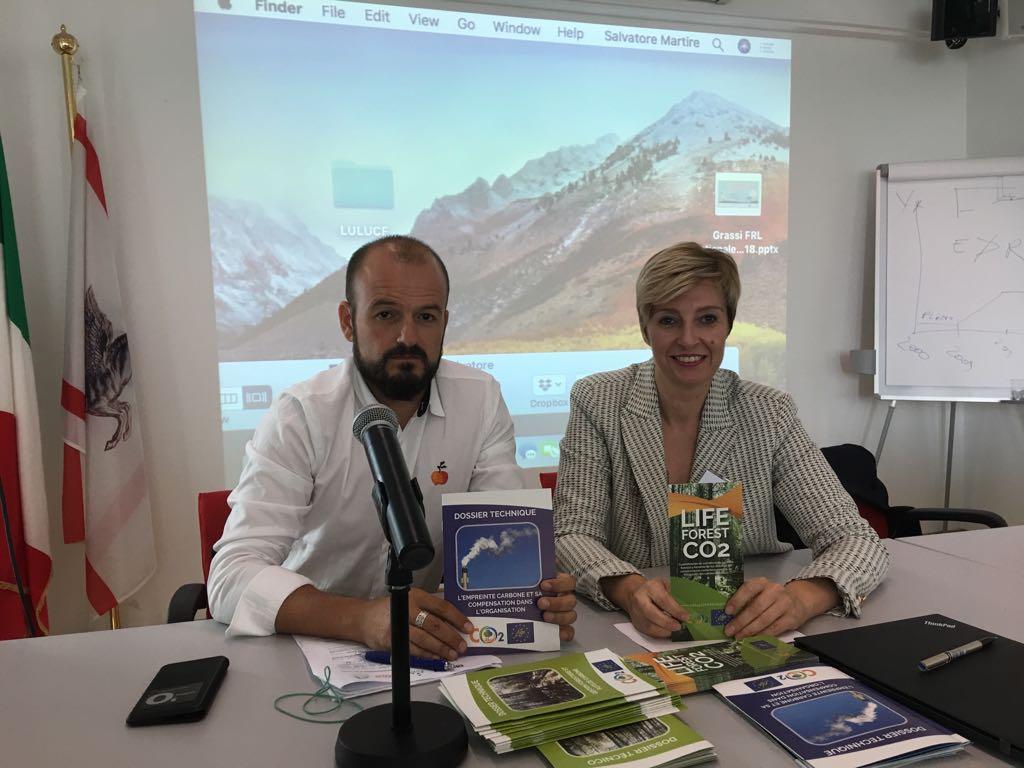 LA CONTABILIDAD DE EMISIONES Y SUMIDEROS EN EL SECTOR FORESTAL SE DEBATE EN BRUSELAS